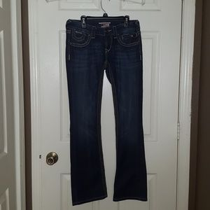 Barley boot jeans